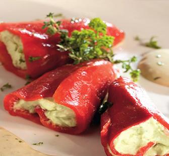 Pimentos_recheados_creme_abacate_vinagrete_anchovas